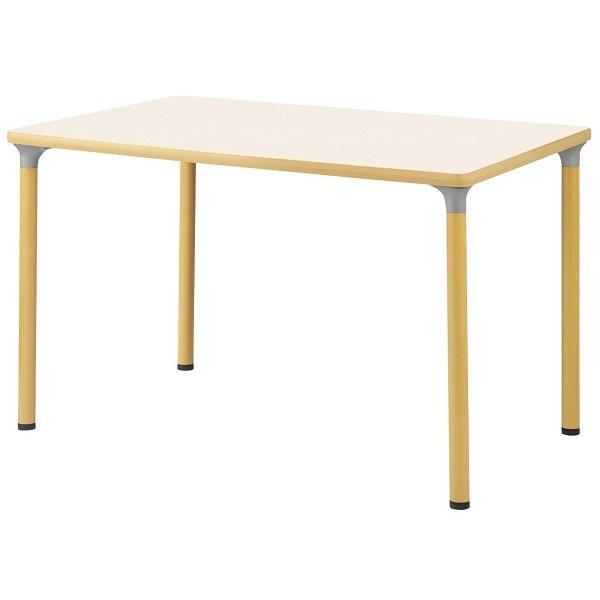 福祉施設用テーブル 介護施設用テーブル W1200×D750×H720mm お客様組立 受注生産品 FMD-1275 FMD-1275