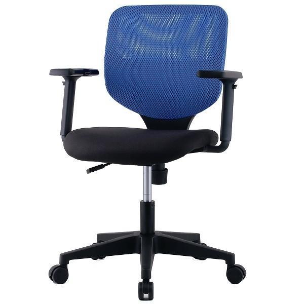 オフィスチェア 可動肘付 事務用イス 回転イス 事務椅子 お客様組立 送料別 USMシリーズ USM-114N USM-114N MT01