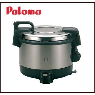 パロマ 業務用ガス炊飯器 2.2升炊 1.2〜4.0L PR-4200S 高品質 電子ジャー付 新入荷 流行