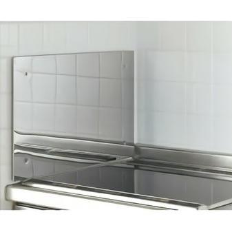 海外輸入 LIXIL ※アウトレット品 リクシル ステンレス製防熱板 BN550A