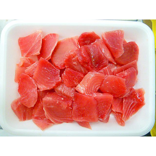 メバチマグロ 切り落とし 500g×2パック 海鮮丼 お刺身 めばち 鮪 切り落し 切落し まぐろ 目鉢 めばちまぐろ|suisanfoods