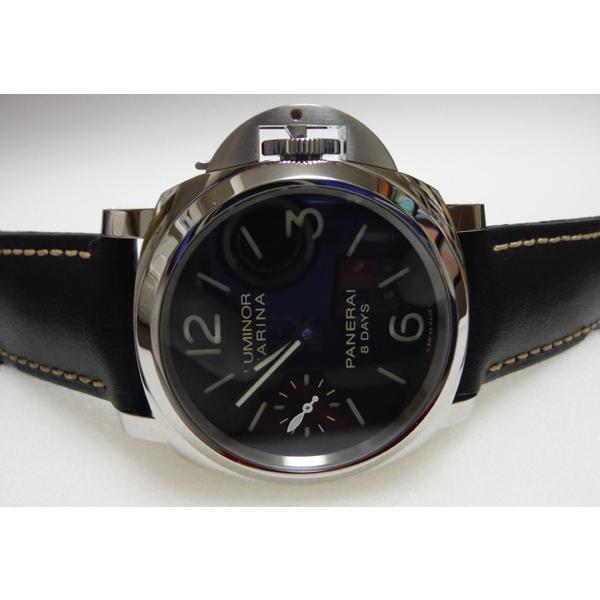 パネライ PANERAI ルミノール マリーナ 8デイズ PAM00510 新品 時計 メンズ