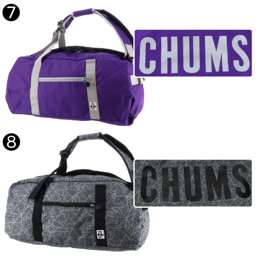 チャムス CHUMS 2wayボストンバッグ リュックサック CORDURA ECO コーデュラエコ 2wayBoston 2wayボストン ch60-2469 メンズ レディース 【ch2b】|suitcase-w|05