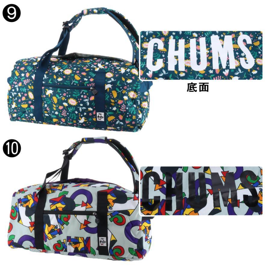 チャムス CHUMS 2wayボストンバッグ リュックサック CORDURA ECO コーデュラエコ 2wayBoston 2wayボストン ch60-2469 メンズ レディース 【ch2b】|suitcase-w|06