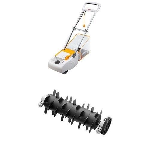 リョービ(RYOBI) 電子芝刈機 リール式 LM-2310 根切刃 芝刈機 BLM-2300・LM-2310・2300用 セット