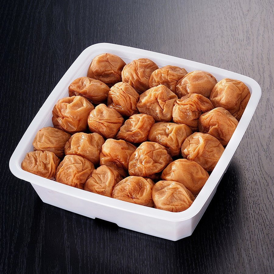 紀州梅干し 1kg ご予約品 はちみつ入 世界の人気ブランド 紀州産南高梅 やわらか果肉