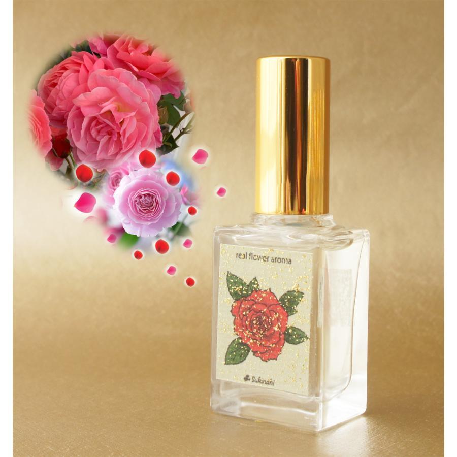 薔薇18ml 特売 リアル花ノ香 手作り和香水 日本製香水 日時指定 香水レディース 薔薇香水 香水フレグランス