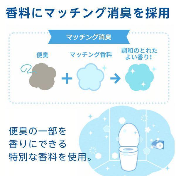 エリエール トイレットペーパー 消臭プラス(+) 1.5倍巻き 37.5m×8ロール ダブル パルプ100% ほのかに香る ナチュラルクリアの香り 大王製紙 (D)|sukusuku|04