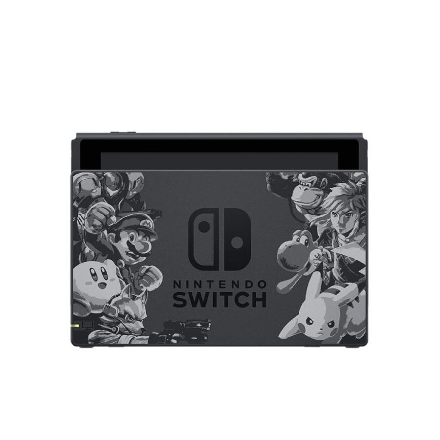 Nintendo Switch 大乱闘スマッシュブラザーズ SPECIALセット 新品未使用ソフト無し スイッチ本体|sumahoselect|04