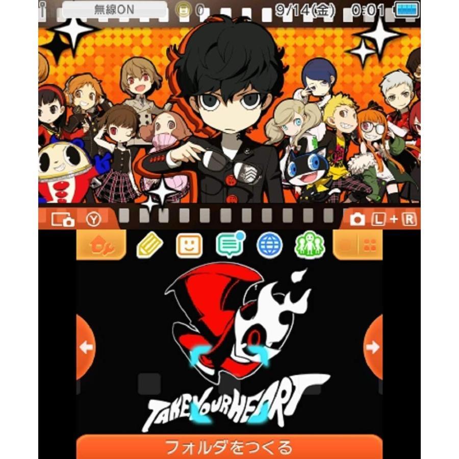 ペルソナQ2 ニュー シネマ ラビリンス 3DS ゲーム ソフト 中古 sumahoselect 02