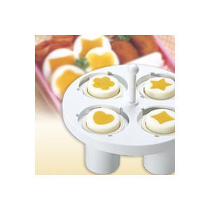 ドリームランド  お弁当グッズ キャラ弁グッズ 黄身がハート型のゆで卵|sumairu-com|02