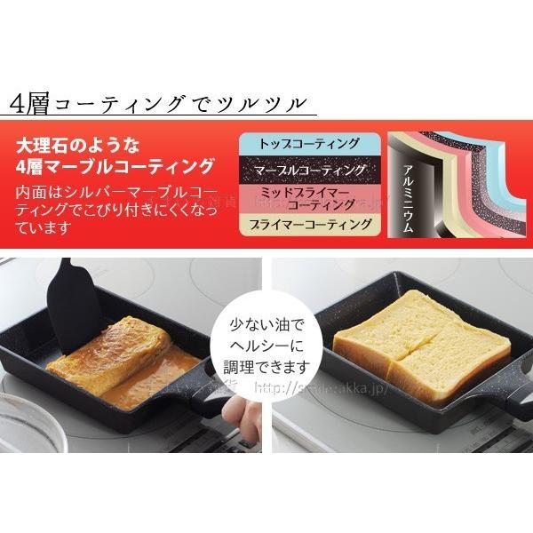 スーパーベルフィーナ玉子焼きパン  IH・ガス対応 卵焼き器|sumairu-com|03