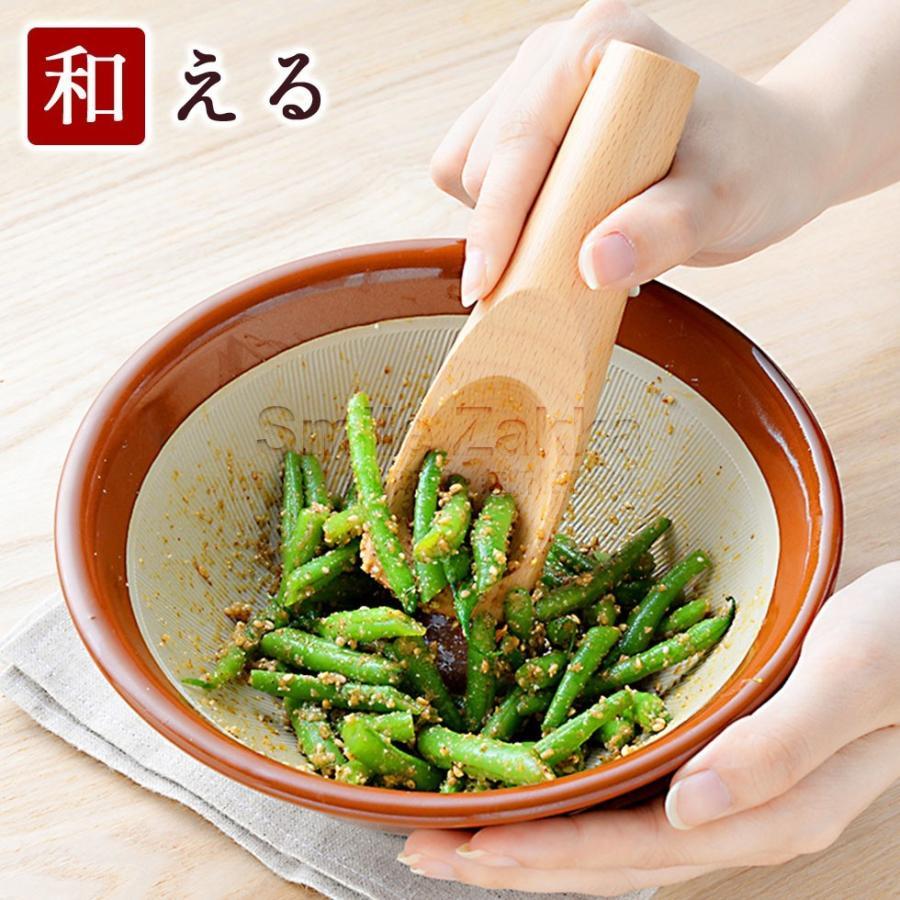 スプーンみたいな  すりこぎ棒 すりこぎ棒 すり棒 すり混ぜ鉢 すり鉢 木製|sumairu-com|05