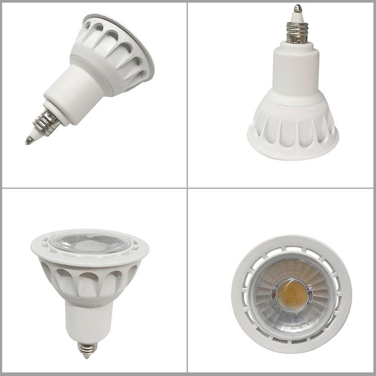 Cタイプ調光器対応 LED電球 40W形相当LEDスポットライト E11 口金 e11 LEDハロゲン電球 5W sumairuled 02