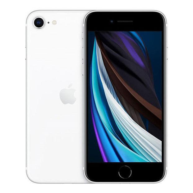 【未使用品·本体のみ】iPhone SE 第2世代 128GB ホワイト SIMフリー スマホ 本体 新品 A2296 MXD12J/A SE2