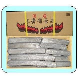 灰が少ない (国産) SB (最上級品) 10kg   (オガ炭・おがたん・おが炭・オガタン・大鋸炭とも言います。) 四角形|sumi-888