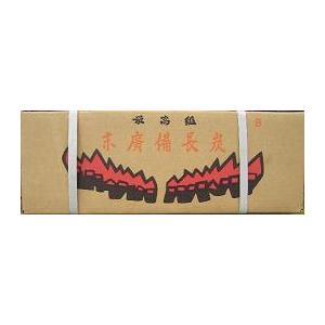 牡蠣焼きBBQなどにも 大鋸炭 B (10kg) 中国産 四角形|sumi-888