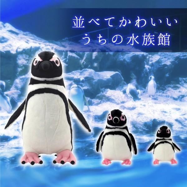 すみだ水族館 オリジナル 飼育員監修 マゼランペンギン ぬいぐるみ Mサイズ sumida-aquarium 02