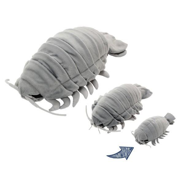 すみだ水族館 リアルダイオウグソクムシ ぬいぐるみ Mサイズ sumida-aquarium 06