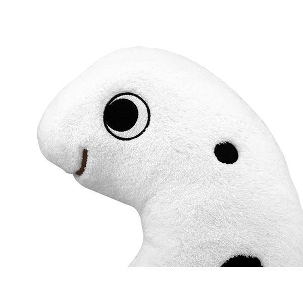 すみだ水族館 くるくるチンアナゴ クッション ネックピロー|sumida-aquarium|02
