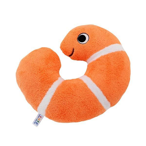 すみだ水族館 くるくるニシキアナゴ クッション ネックピロー sumida-aquarium