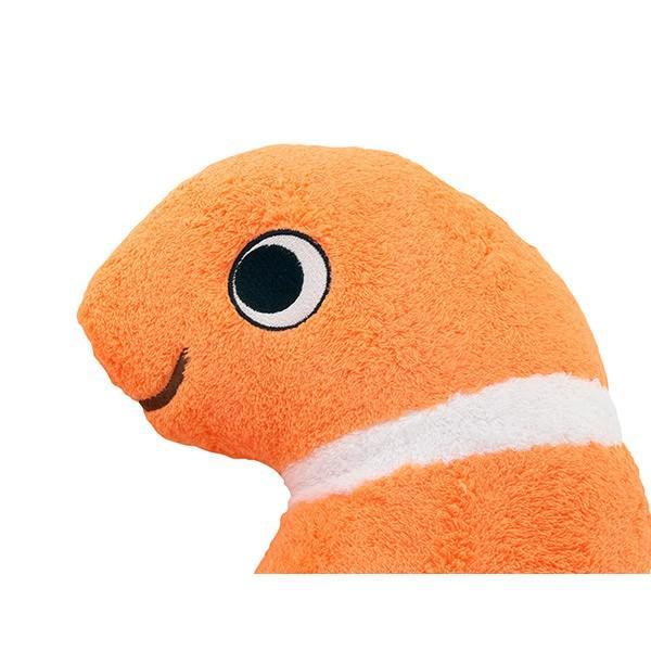すみだ水族館 くるくるニシキアナゴ クッション ネックピロー sumida-aquarium 02