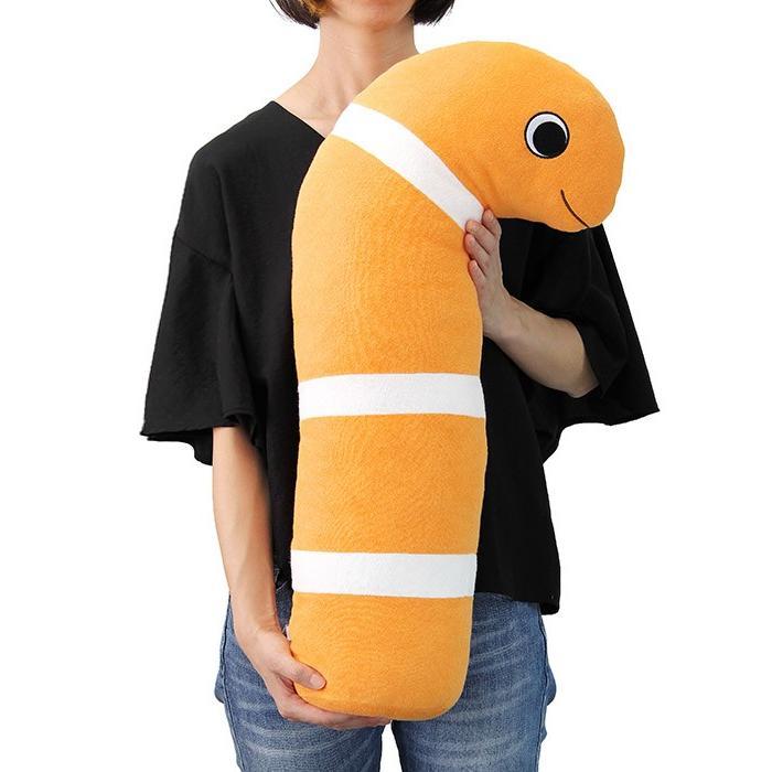 すみだ水族館 ニシキアナゴ 抱き枕 クッション sumida-aquarium 05