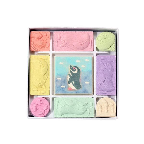 すみだ水族館 オリジナル 和三盆 ペンギン お菓子 和菓子|sumida-aquarium|03