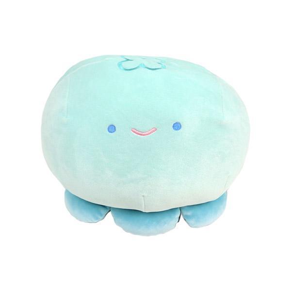 すみだ水族館 クラゲ クッション(ピンク・ミントグリーン) sumida-aquarium 03
