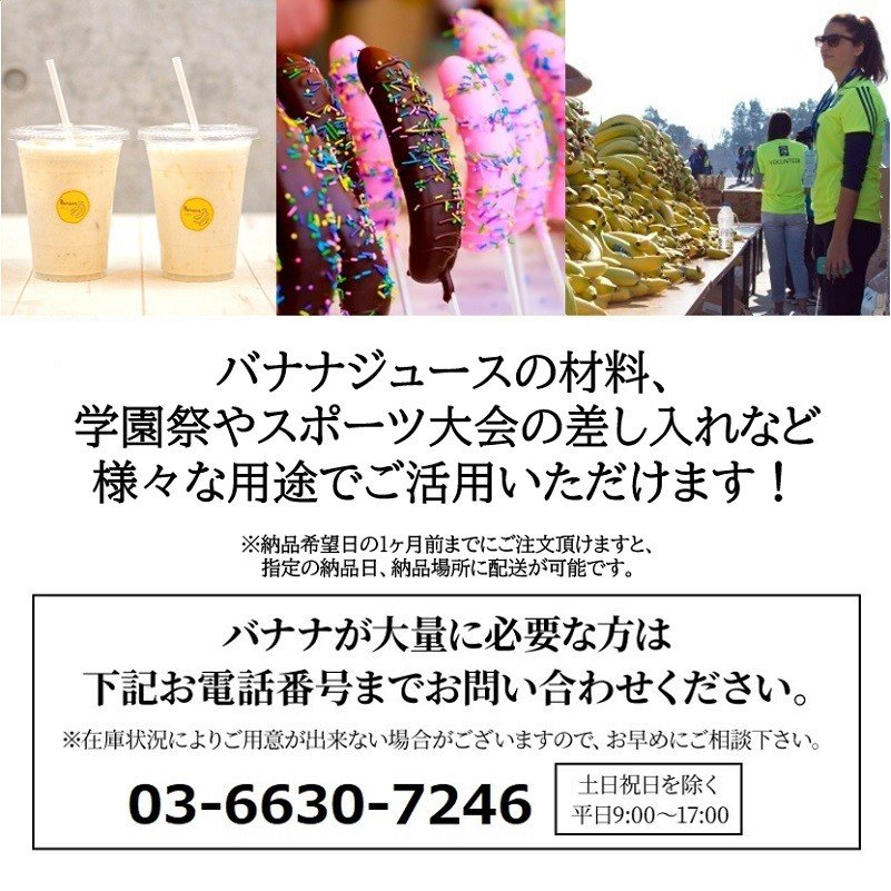 バナナ 業務用 訳あり 甘熟王 約15kg 約85本 フィリピン産 スミフル|sumifru|04