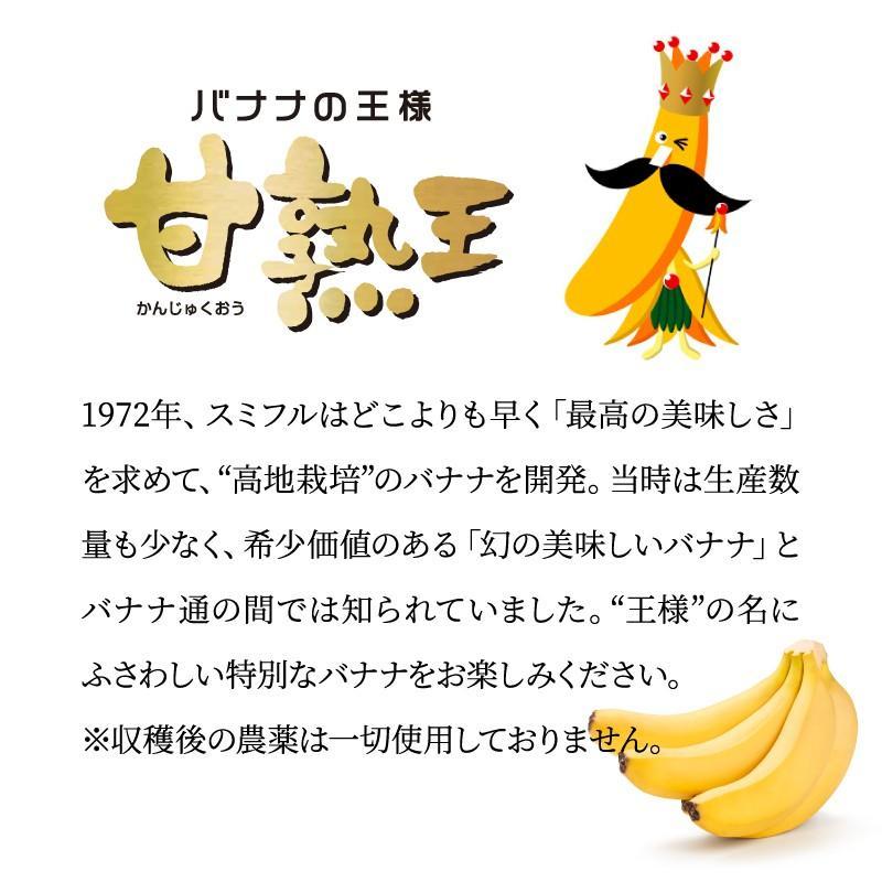 バナナ 業務用 訳あり 甘熟王 約15kg 約85本 フィリピン産 スミフル|sumifru|05