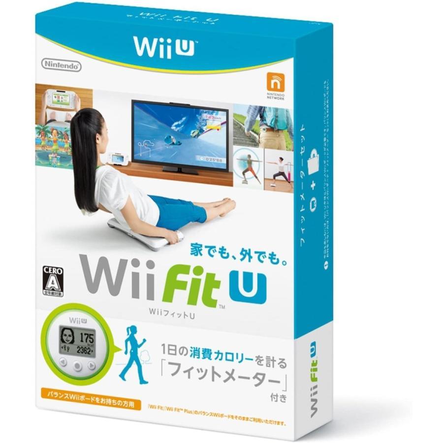 Wii Fit U フィットメーター (ミドリ) セット - Wii U 任天堂|sumokuro