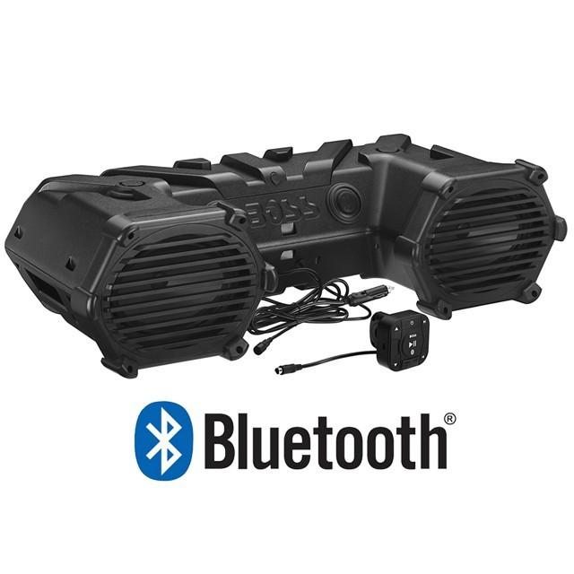 【海外取り寄せ商品】800W Bluetooth内蔵 アンプ内蔵スピーカー
