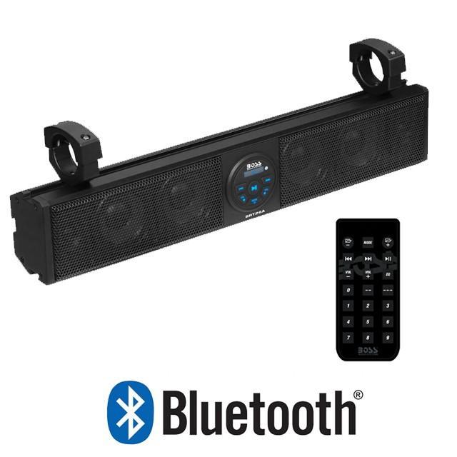 500W Bluetooth アンプ内蔵 マリンスピーカー ウェイクタワースピーカー【海外取り寄せ商品】