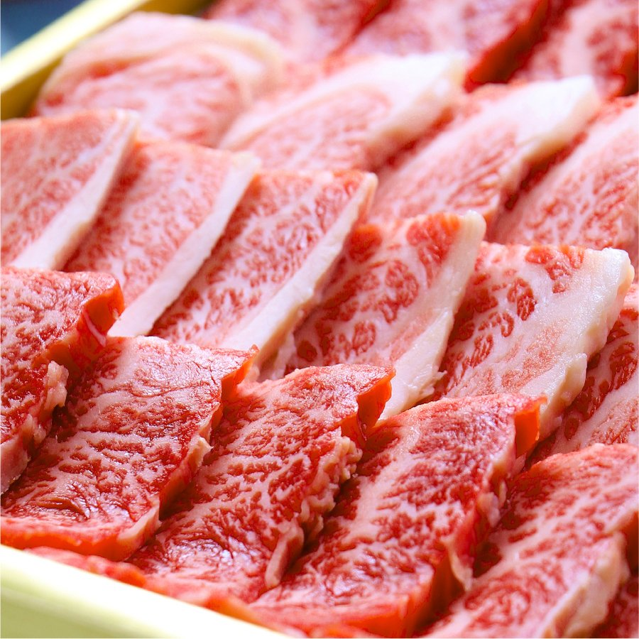 【天壇のお出汁で食べる京都焼肉】近江牛ロース&カルビ盛合せ 1500g|sun-ec|08