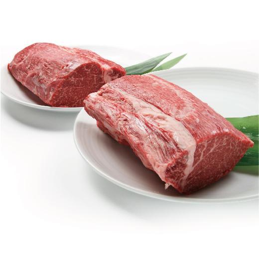 【天壇のお出汁で食べる京都焼肉】近江牛・京の肉ヘレステーキ 1kg×1kg(計2kg)|sun-ec|02