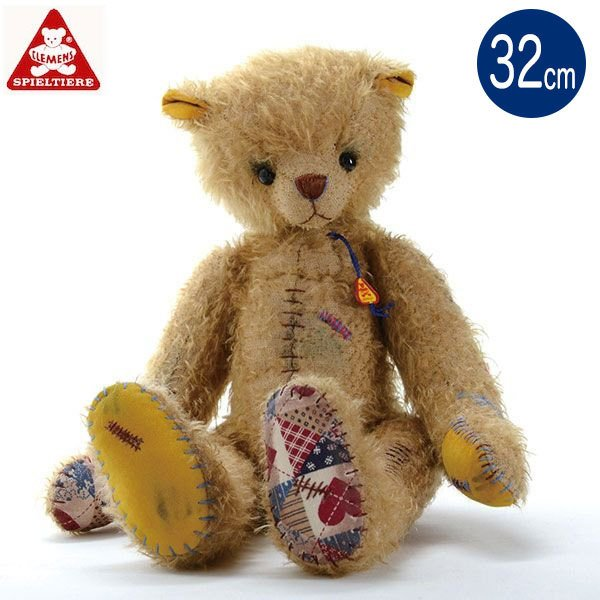 (10/12-14はポイント最大10から17倍!) クレメンス オールドトムベア CL22032(ぬいぐるみ、人形) 知育玩具