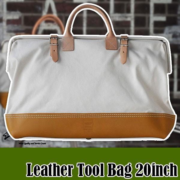 ヘリテージレザー 20インチ Leather Tool Bag ツールバッグ HL304A