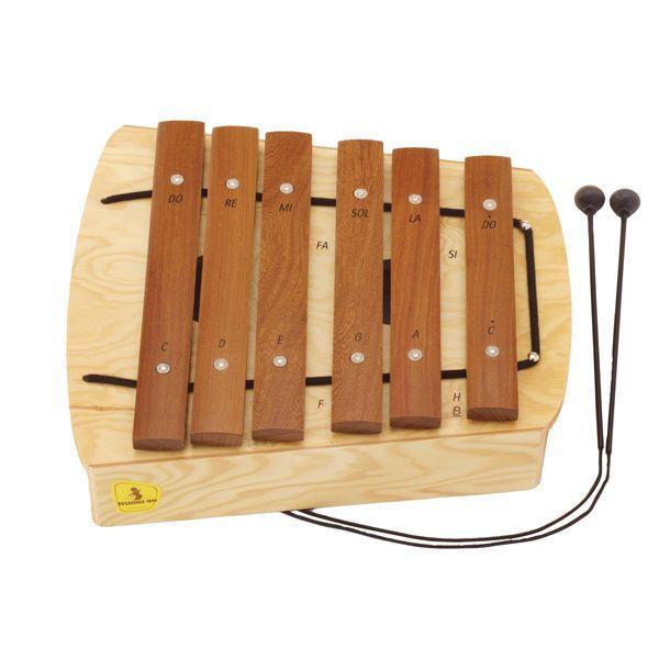 (10/12-14はポイント最大10から17倍!) STUDIO49 ペンタシロフォン・アルト STAX500(楽器玩具) 知育玩具