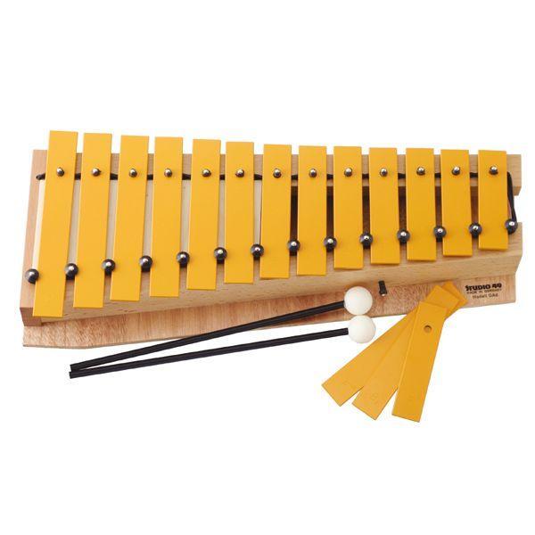 (10/12-14はポイント最大10から17倍!) スタジオ49 モデルグロッケン アルト・D STGAD(楽器玩具) 知育玩具