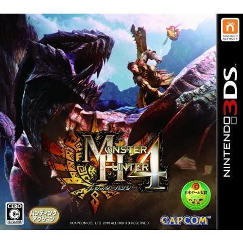 モンスターハンター4 3DS ゲームソフト 新品|sunage