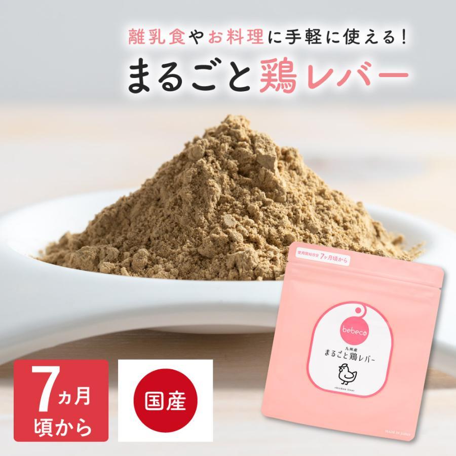 九州産 まるごと鶏レバー 40g×1袋 無添加 粉末 パウダー 離乳食 鉄分 送料無料 (出荷目安:注文後1〜2週間程度)|sunao-syokudou