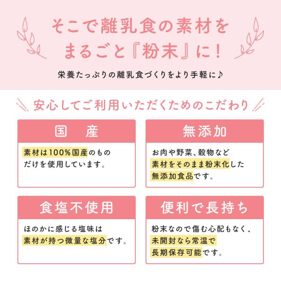 九州産 まるごと鶏レバー 40g×1袋 無添加 粉末 パウダー 離乳食 鉄分 送料無料 (出荷目安:注文後1〜2週間程度)|sunao-syokudou|09