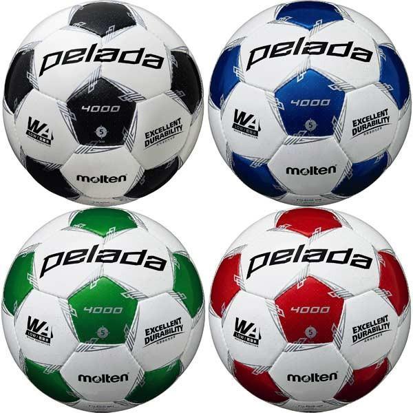 サッカーボール 5号球 モルテン ペレーダ 4000 中学 高校 一般 公式 試合 サッカー ボール F5L4000 PELADA molten suncabin 02