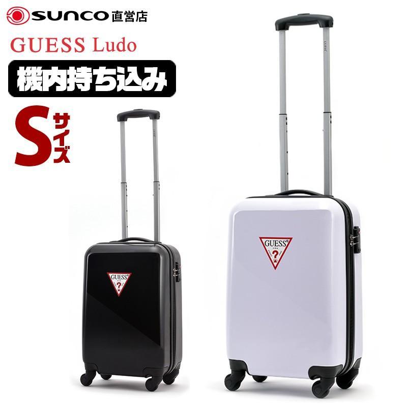 スーツケース 機内持ち込み [ゲス] GUESS Ludo 49cm/30L/2.7kg GLLD-49