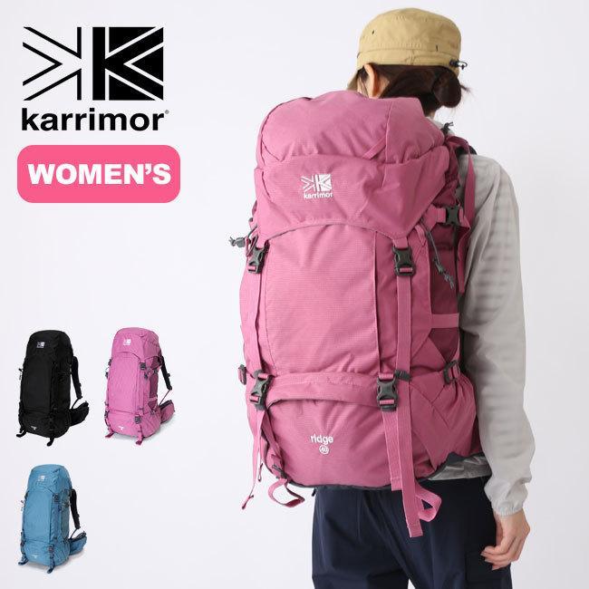 karrimor カリマー リッジ 40 スモール バックパック リュック ザック レディース