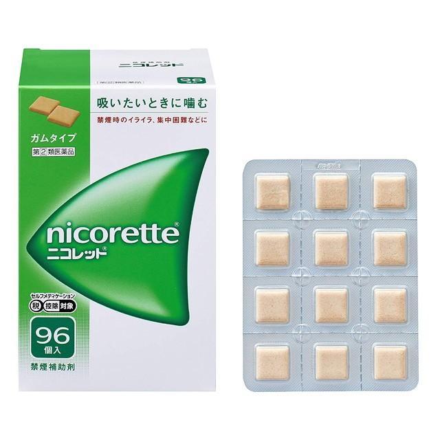 スイッチOTC 指定第2類医薬品 限定品 96個 ニコレット 卸直営