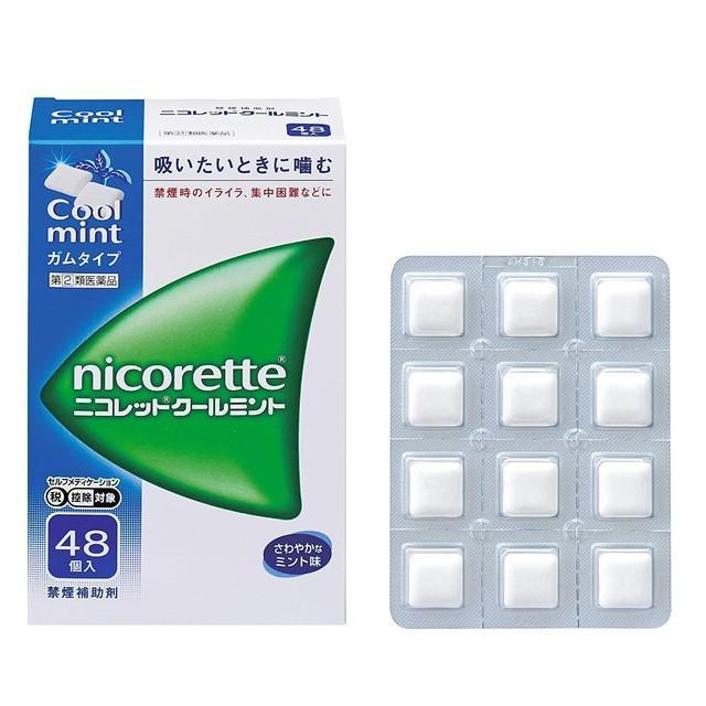 数量限定アウトレット最安価格 スイッチOTC 訳あり 指定第2類医薬品 48個 ニコレットクールミント
