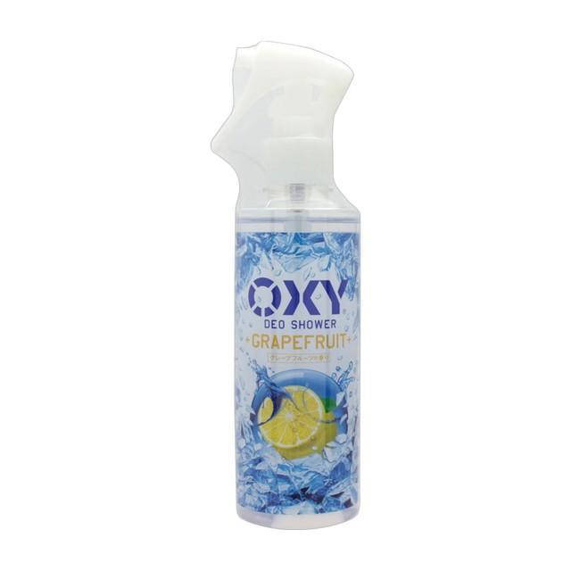 医薬部外品 返品不可 ロート製薬 OXY オキシー 冷却デオシャワー グレープフルーツの香り 200ml 期間限定の激安セール