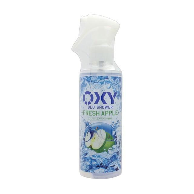 医薬部外品 ロート製薬 海外 OXY オキシー 冷却デオシャワー SALE開催中 フレッシュアップルの香り 200ml